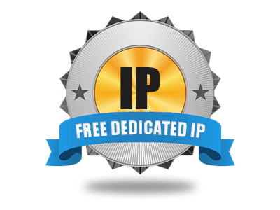A Free Dedicated IP